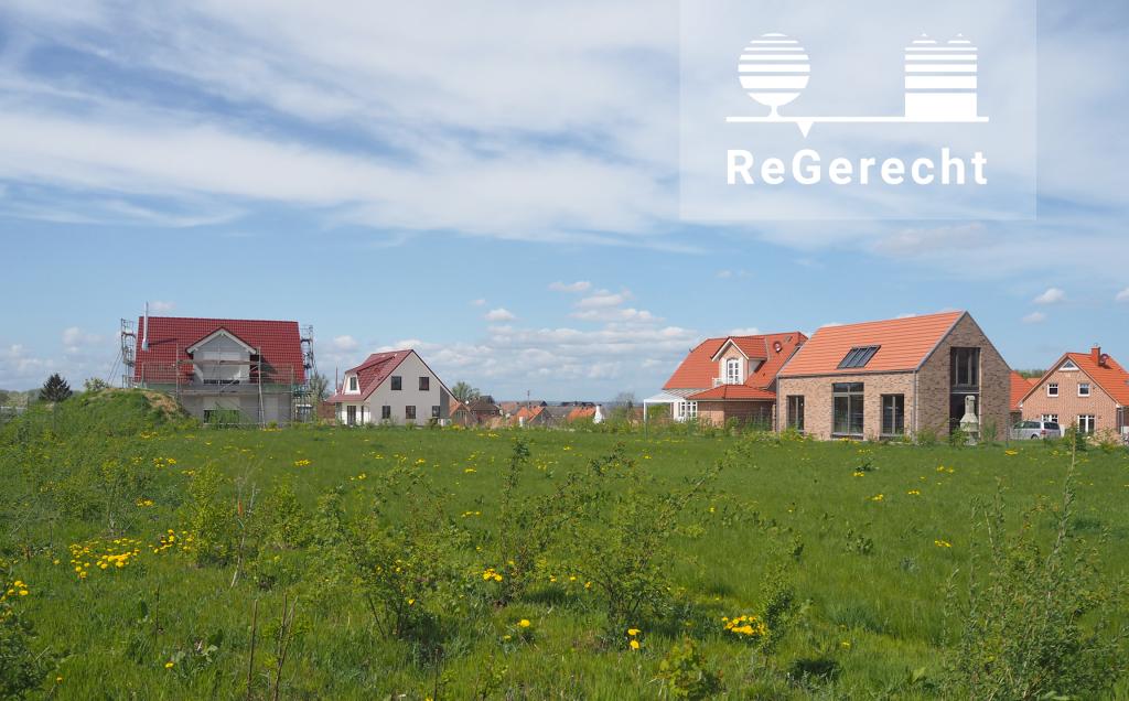 Coverbild ReGerecht, Haus und Bäume